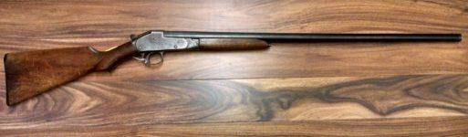 REMINGTON MODEL 3 RYDER SINGLE SHOT 12 GA SHOTGUN