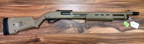 REMINGTON 870 TACTICAL FDE MAGPUL EDITION 12 GA SHOTGUN