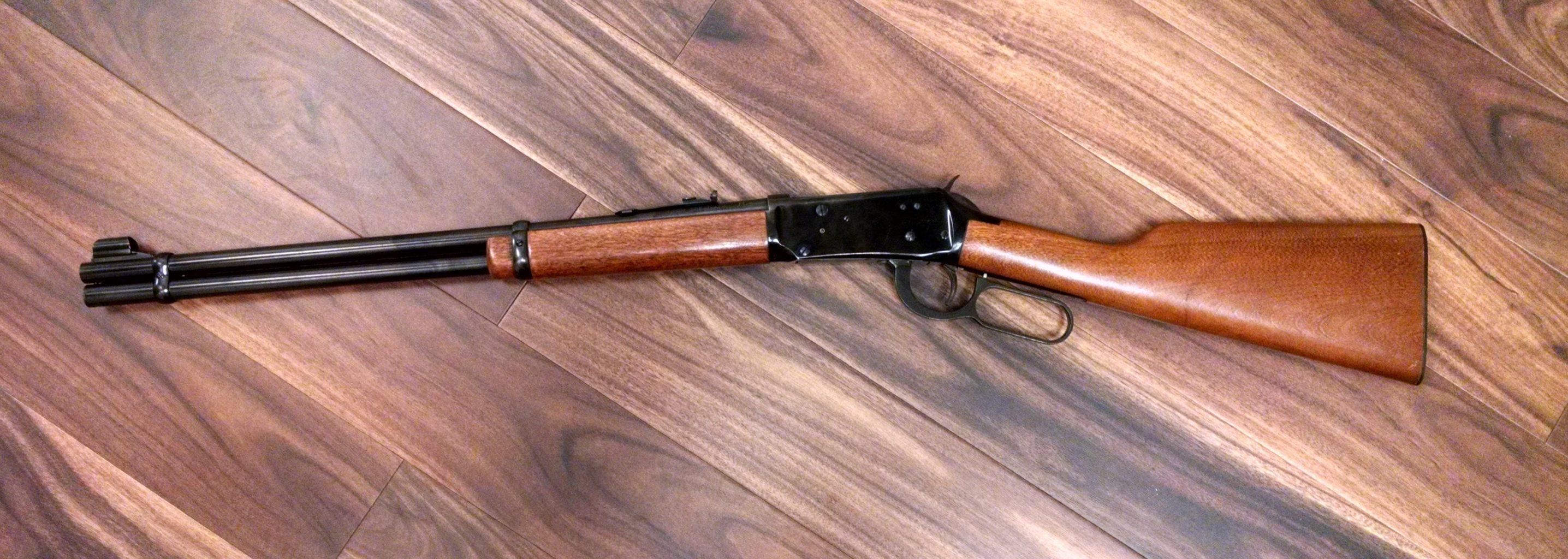 WINCHESTER 1967 MODEL 94 .32 WIN RIFLE