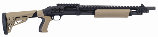 MOSSBERG 500 SCORPION 12 GAUGE SHOTGUN