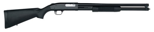 MOSSBERG 500 TACTICAL 12 GAUGE SHOTGUN