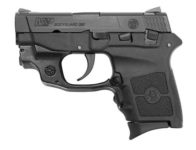 SMITH & WESSON M&P BODYGUARD 380 ACP WITH GREEN LASER PISTOL