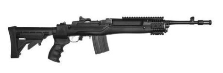 RUGER MINI-14 TACTICAL WITH ATI STOCK .223 REM RIFLE