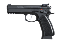 CZ-USA CZ75 SP-01 SHADOW TARGET II 9MM PISTOL