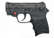 SMITH AND WESSON M&P BODYGUARD 380 PISTOL W/ RED CT LASER