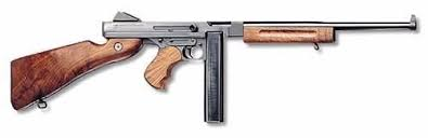AUTO-ORDNANCE THOMPSON M1 .45ACP RIFLE