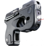 TAURUS 180 CURVE .380 PISTOL WITH LED & LASER