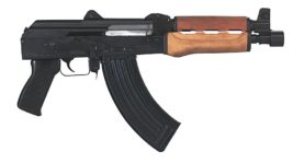 ZASTAVA/CIA PAP M92PV AK47 7.62 x 39MM PISTOL