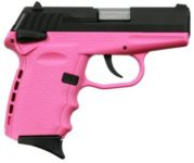 SCCY CPX-1-CBPK 9MM PINK PISTOL