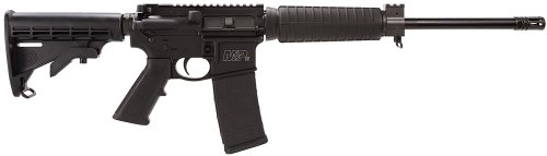 SMITH & WESSON M&P15 300 WHISPER RIFLE