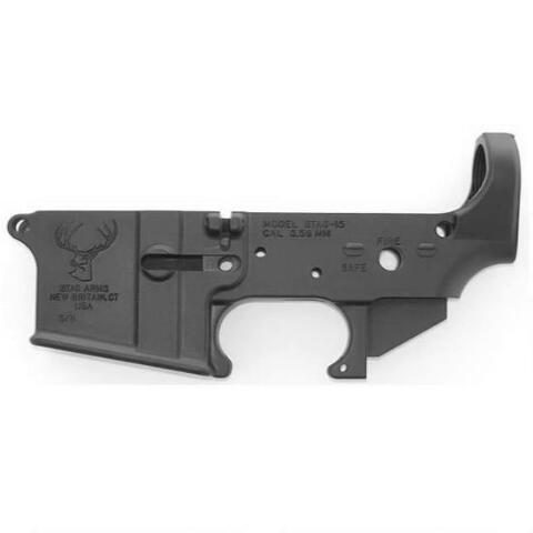 STAG ARMS AR15 STRIPPED LOWER RECEIVER
