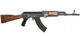 CENTURY ARMS C39 V2 AK47 WALNUT 7.62X39MM RIFLE