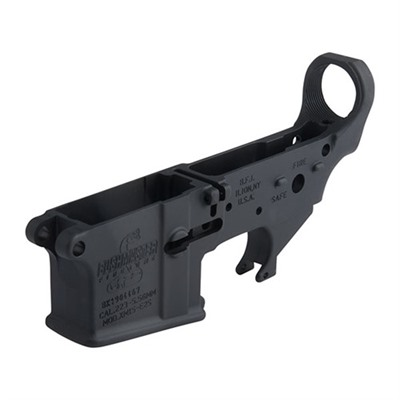 BUSHMASTER FIREARMS AR-15 STRIPPED LOWER RECEIVER