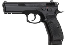 CZ USA CZ75 SP-01 9MM PISTOL