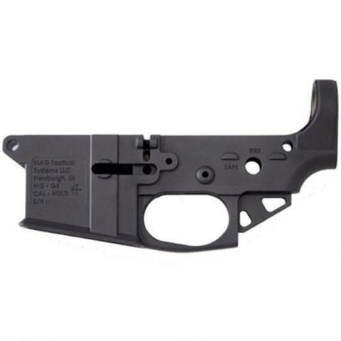 MAG TACTICAL SYSTEMS MG-G4 AR-15 STRIPPED LOWER RECEIVER