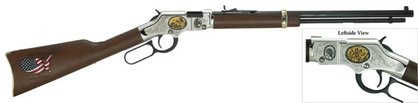 HENRY COAL MINER TRIBUTE 2ND EDITION .22LR RIFLE