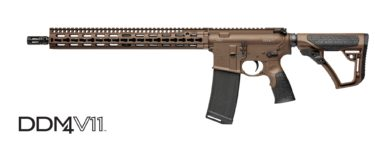 DANIEL DEFENSE DDM4V11 .300 BLACKOUT FDE RIFLE