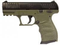 WALTHER ARMS CCP FOREST GREEN 9MM PISTOL