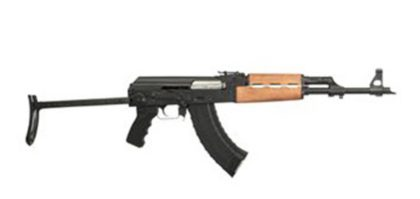 CENTURY ARMS N-PAP AK47 UNDERFOLDING STOCK 7.62X39MM RIFLE