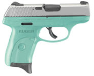 RUGER LC9S TALO BLUE 9MM PISTOL