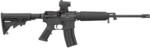 BUSHMASTER QRC AR-15 5.56 NATO RIFLE