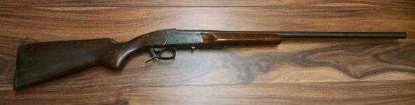 BAIKAL/E.A.A. IZH 18EM-M 20 GAUGE SHOTGUN