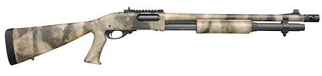 REMINGTON 870 EXPRESS TACTICAL A-TACS CAMO SHOTGUN