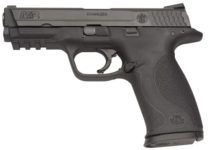 SMITH AND WESSON M&P9 9MM PISTOL