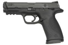 SMITH & WESSON M&P9 WITH SAFETY 9MM PISTOL