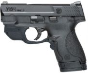 SMITH AND WESSON M&P9 SHIELD 9MM PISTOL