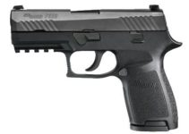 SIG SAUER P320 CARRY DAO 9MM PISTOL