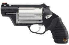 TAURUS JUDGE POLYMER PUBLIC DEFENDER .45 LONG COLT/.410 BORE REVOLVER