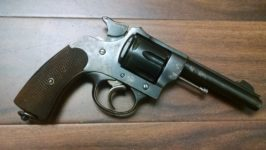 FRENCH/SPANISH M1915 8MM REVOLVER