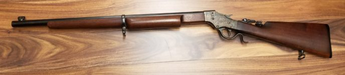 J. STEVENS ARMS CO MODEL 414 .22 LR RIFLE