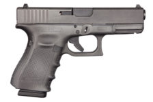 GLOCK 19 GEN 4 BATTLEWORN GREY 9MM PISTOL