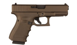 GLOCK 19 GEN 4 MIDNIGHT BRONZE 9MM PISTOL