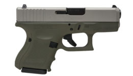 GLOCK 26 GEN 4 FOREST GREEN 9MM PISTOL