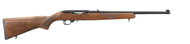 RUGER 10/22 SPORTER WALNUT STOCK .22LR RIFLE