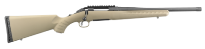 RUGER AMERICAN RANCH FDE 223 REM/5.56 NATO RIFLE