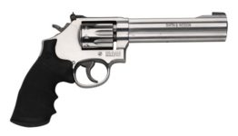 SMITH AND WESSON 617 22 LR REVOLVER