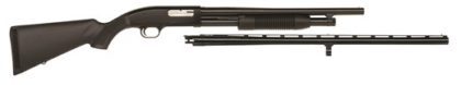 MOSSBERG MAVERICK 88 FIELD/SECURITY COMBO 12 GAUGE SHOTGUN