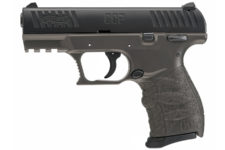 WALTHER CCP TUNGSTEN GREY TALO 9MM PISTOL