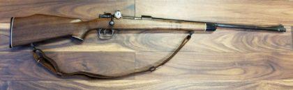 GERMAN MAUSER MODEL K98 8MM RIFLE
