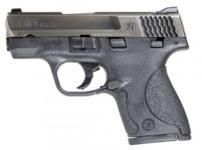 SMITH AND WESSON M&P 9 SHIELD NIBX BATTLEWORN 9MM PISTOL