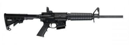 SMITH AND WESSON M&P15 SPORT II NJ COMPLIANT 5.56/.223 RIFLE