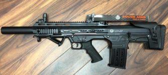 PANZER ARMS BP12 BULLPUP 12 GA SHOTGUN