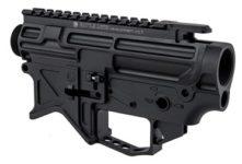 BATTLE ARMS BAD556 LIGHTWEIGHT BILLET RECEIVER SET