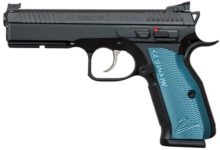 CZ-USA CZ SHADOW 2 BLACK BLUE 9MM PISTOL