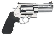 SMITH AND WESSON 500 500 S&W MAGNUM REVOLVER
