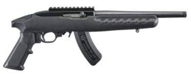 RUGER 22 CHARGER 22 LR PISTOL WITH BIPOD